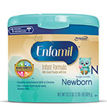 Enfamil Premium Newborn Formula Powder 22.2oz Each