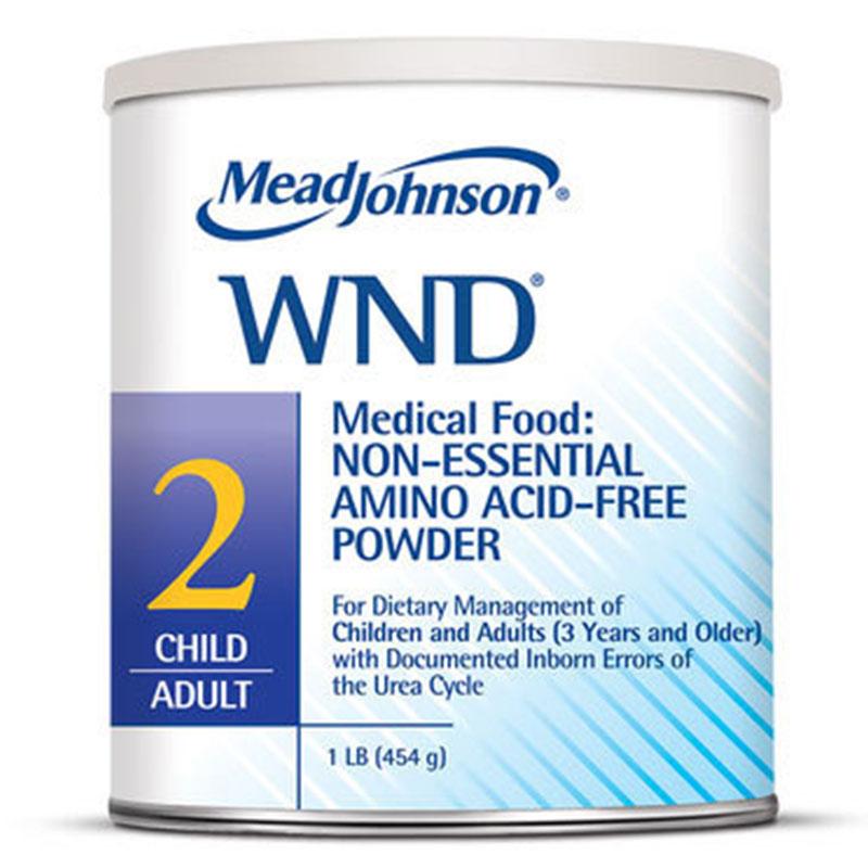 Enfamil WND 2 Powder Non-GMO Metabolic Formula Vanilla 1lb 4-Pack