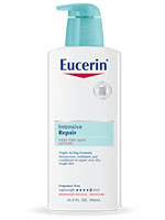 Eucerin Intensive Repair Dry Skin Lotion 16.9oz - Pack of 6