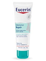 Eucerin Plus Intensive Repair Foot Creme 3oz - Pack of 3