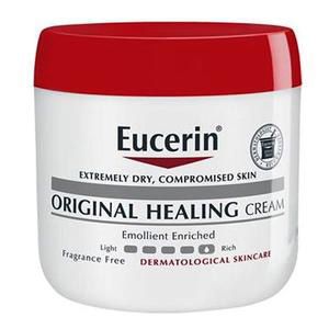 Eucerin Original Healing Repair Creme 2oz