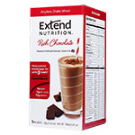 Extend Shake Chocolate Flavor - Box of 5 packets