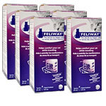 Feliway Behavior Treatment Spray For Cats 20ml Pack of 6