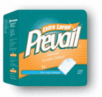 First Quality Prevail Super Absorbent Underpads 30