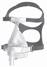 Forma Full Face Mask Medium/Large With Foam Seal 400471A CPAP