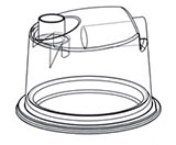 SleepStyle 200 CPAP Auto Series Chamber Fisher & Paykel HC355