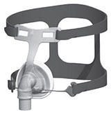 FlexiFit 407 Nasal Mask With Stretchgear Headgear HC407A CPAP