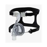 FlexiFit 406 Petitie Nasal Mask w/Stretchgear Headgear HC406A CPAP thumbnail