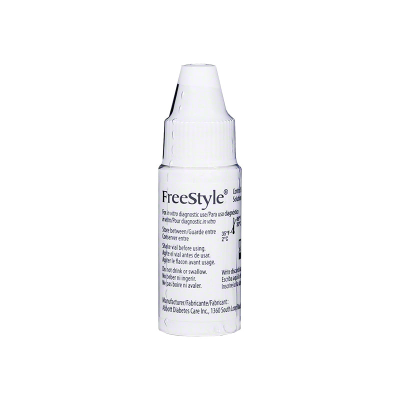 Freestyle Glucose Control Solution 1 Vial