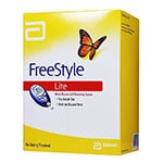 FreeStyle Lite Blood Glucose Monitoring System thumbnail