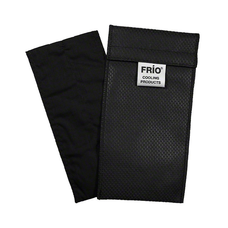 FRIO Duo Wallet - Black