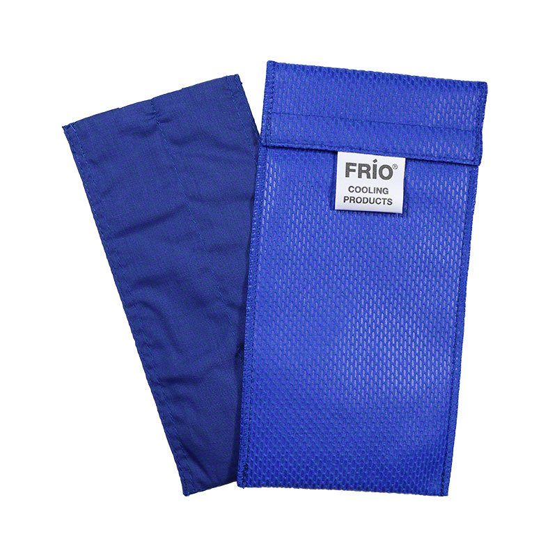 FRIO Duo Pen Insulin Cooler Wallet - Blue