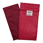 FRIO Duo Pen Insulin Cooler Wallet - Burgundy