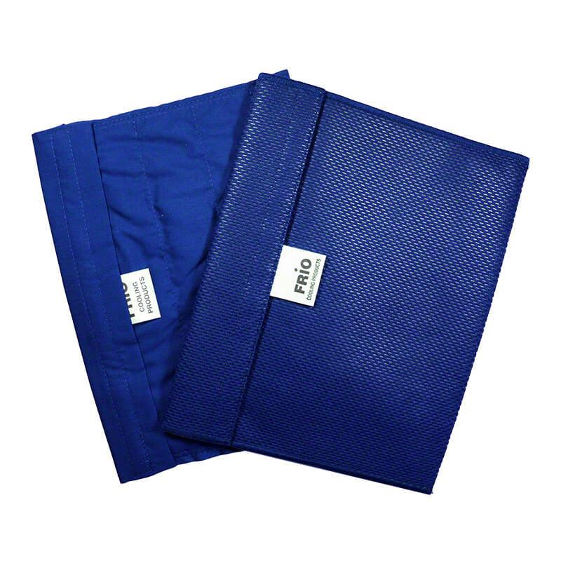 FRIO Extra-Small Insulin Cooler Wallet - Blue