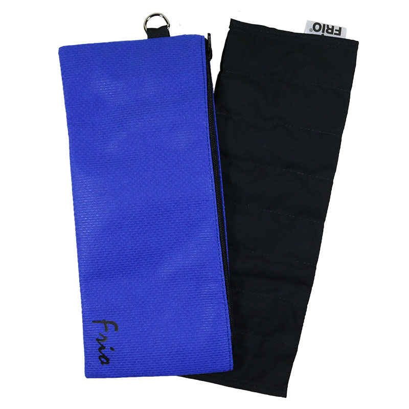 FRIO Insulin Cooler - Grande Wallet - Blue