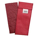 FRIO Individual Insulin Cooler Wallet - Burgundy thumbnail
