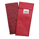 FRIO Individual Insulin Cooler Wallet - Burgundy