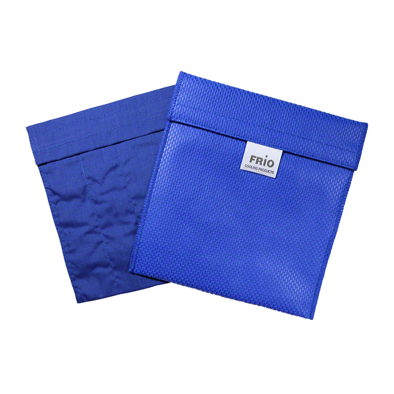 FRIO Small Insulin Cooler Wallet - Blue