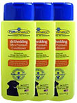 FURminator Deshedding Conditioner - 16.5oz Pack of 3