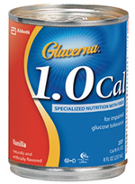 Abbott Glucerna 1.0 CAL Fiber Ready 2 Hang Institutional 1500ml 6-pack