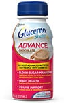Abbott Glucerna Advance Nutrition Chocolate Shake 8oz Case of 16