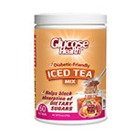 Glucose Health Iced Tea Mix - Peach Tea, 9.2oz