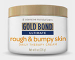 Gold Bond Rough & Bumpy Daily Skin Therapy Cream 8oz - Pack of 6