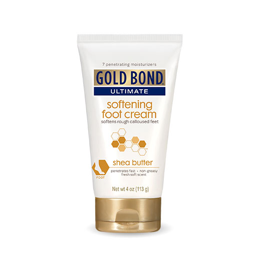 Gold Bond Ultimate Softening Foot Cream 4oz 12 pack