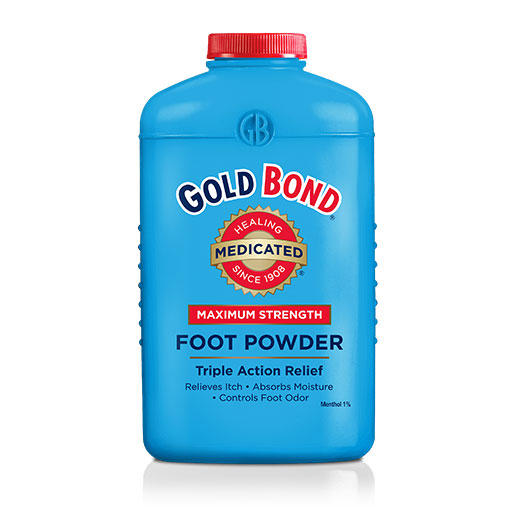 Gold Bond Medicated Foot Powder 4oz