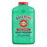 Gold Bond Medicated Body Powder - Extra Strength 4oz - Pack of 6