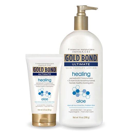 Gold Bond Ultimate Healing Skin Therapy Lotion 14oz