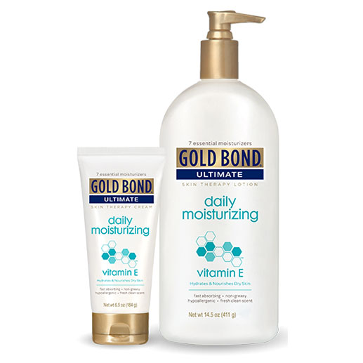 Gold Bond Ultimate Daily Moisturizing Lotion 6.5oz - 12 pack