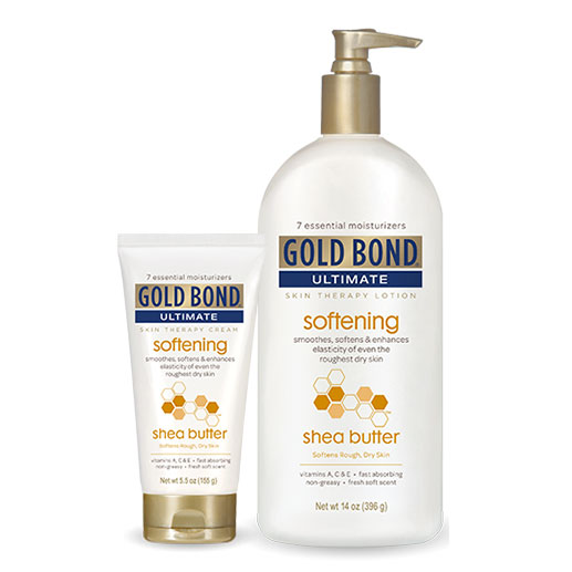Gold Bond Ultimate Softening Skin Therapy Cream 5.5oz - Pack of 3
