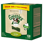 GREENIES Dental Chews Value Size Tub 36oz Teenie