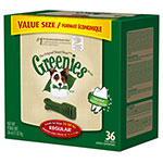 GREENIES Dental Chews Value Size Tub 36oz Regular thumbnail