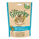 Greenies Cat Dental Treats Ocean Fish 2.5oz