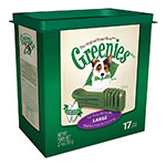 Greenies Dog Dental Treats Large 17/pk Case of 12 thumbnail