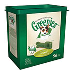 Greenies Dog Dental Treats - Teenie - 96/pk