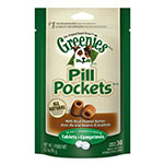 Greenies Canine Pill Pockets Peanut Butter Tablet 30/pk - 6 Pack thumbnail