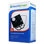Mabis Self-Taking Home Blood Pressure Kit 04-174-021 thumbnail