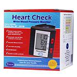 Home Aide Diagnostics Heart Check Wrist Blood Pressure Monitor