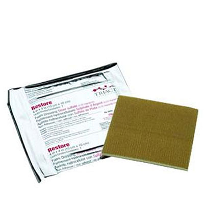 Hollister Restore Non Adhesive Foam Dressing 4