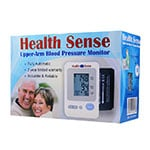 Health Sense Blood Pressure Monitor