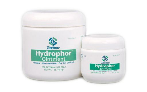 Hydrophor Dry Skin Lubricating Ointment 16oz - Pack of 6