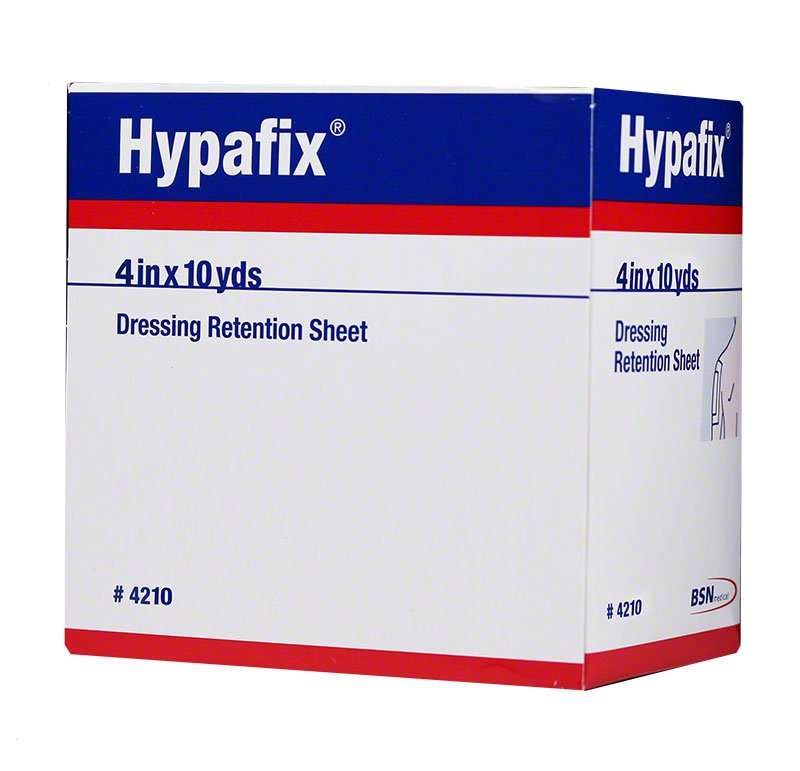Smith and Nephew Hypafix Tape 4in x 10yd 4210