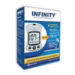 INFINITY Automatic Coding Blood Glucose Monitoring System