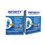 INFINITY Glucose Test Strips 50/bx Case of 24