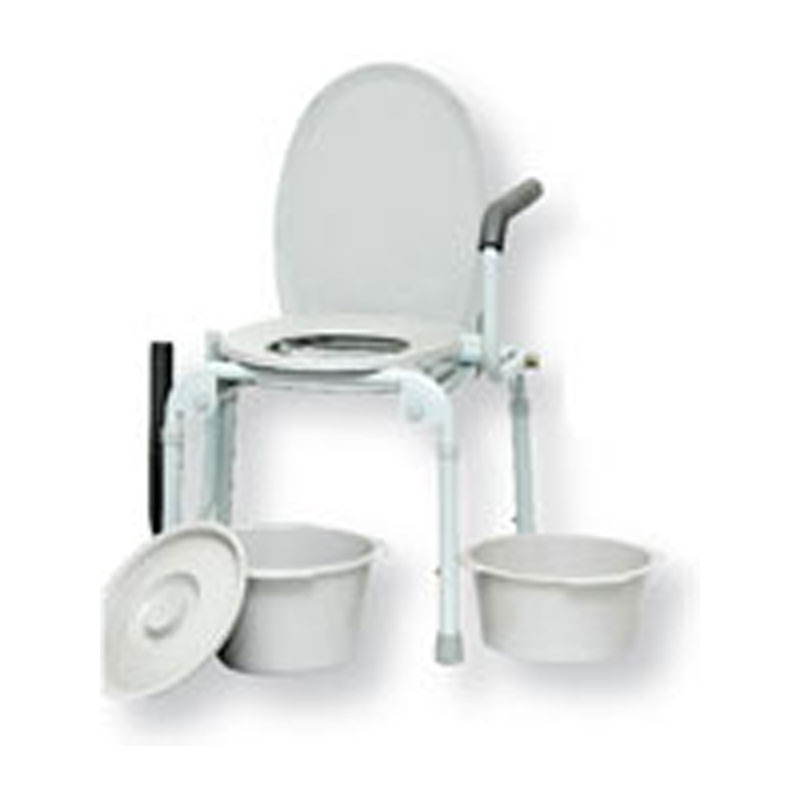 Raised Toilet Seat With Arms And Legs.Invacare Drop Arm Commode W Adjustable Legs