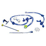 Covidien EntriStar Skin Level Gastrostomy Kit 16 FR x 3.5cm Each thumbnail