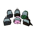 Kendall Kangaroo Joey Super Mini Backpack Blue Pack of 4
